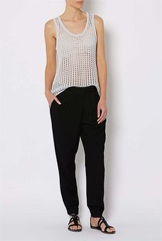 New In   Women's Clothing & Apparel   Witchery Online - Cross Drape Pant