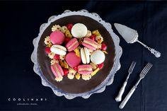 makronky Macarons, Cake, Desserts, Blog, Tailgate Desserts, Deserts, Kuchen, Macaroons, Postres