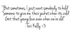 Dear No One - Tori Kelly