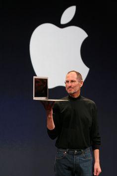 Steve Jobs! Period.
