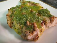 Giada's Grilled Chicken with Basil Dressing- BEST CHICKEN EVER!!! I make this all summer long!!!!