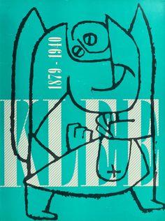 Paul Klee, 1879-1940 : a retrospective exhibition