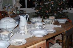 En side for alle samlere av Egersund fajanse. Table Settings, Place Settings, Tablescapes