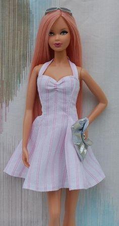 Вязаная одежда для кукол/Описания/Продажа