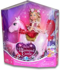 Kelly Muse doll in the box - barbie-and-the-diamond-castle Photo