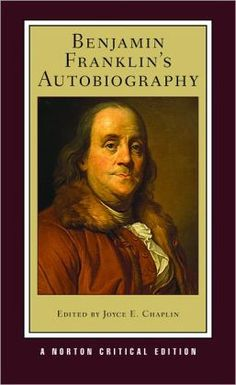 Benjamin Franklin's Autobiography is hard to read because of it being in old English. However, the success system he uses never fails.