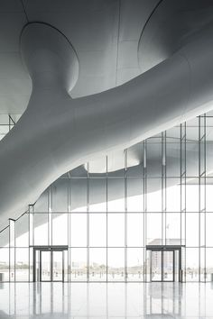 Gallery - Qatar National Convention Centre / Arata Isozaki - 2