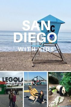 10 Things To See in San Diego with Kids