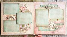 Kosana'Art - непростые вещи...: Семейный альбом и ода бумаге 7Dots Studio