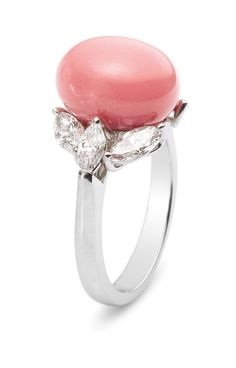10 Pastel Fashion Must-Haves for Summer - JCK; Conch pearl from Mikimoto