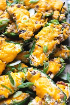 Just 4 ingredients and about 30 minutes is all it takes to get these easy baked jalapeno poppers ready for your game day celebration! Jalapeno Poppers, Stuffed Jalepeno Peppers, Pepper Poppers, Appetizer Recipes, Dinner Recipes, Hot Appetizers, Gluten Free Puff Pastry, Mexican Food Recipes, Milk Recipes