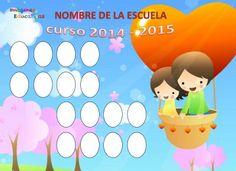 Orlas fin de curso Infantil preescolar y primaria (2)