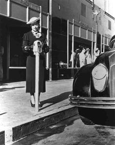 July 16, 1935 - the world's first parking meter was installed in Oklahoma City, Oklahoma. it originally cost five cents for one hour's use, and the first person to be arrested for a meter violation...