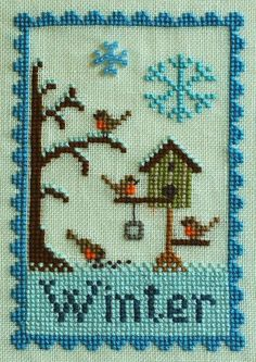 Thrilling Designing Your Own Cross Stitch Embroidery Patterns Ideas. Exhilarating Designing Your Own Cross Stitch Embroidery Patterns Ideas. Xmas Cross Stitch, Cross Stitch Christmas Ornaments, Cross Stitch Borders, Cross Stitch Alphabet, Modern Cross Stitch, Cross Stitch Charts, Cross Stitch Designs, Cross Stitching, Cross Stitch Embroidery