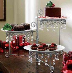 Base Para Pastel Soporte Elegante Cupcake Reposteria Op4