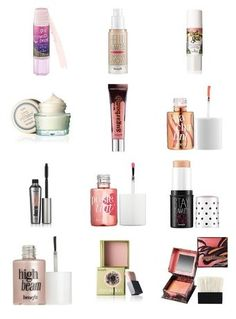 Favorite Benefit Cosmetics Products