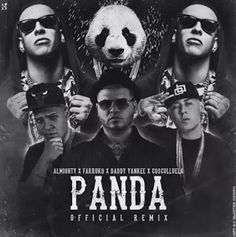 Almighty - Panda ft Farruko, Daddy Yankee, Cosculluela