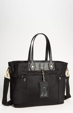 MARC BY MARC JACOBS 'Preppy Nylon Eliz-a-baby' Diaper bag -- uh dreaaaamm