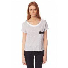 T-shirt THEODORE @ Claudie Pierlot