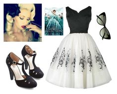 """""""Different"""" by jwpixie ❤ liked on Polyvore"""