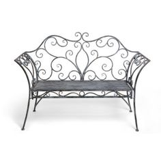 Our French Quarter Courtyard Collection was inspired by journeys through intimate courtyards in romantic New Orleans! Gentle curves of durable handcrafted metal with vintage finish grace each artful piece of...