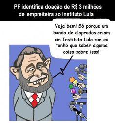 Lula não sabia de nada?
