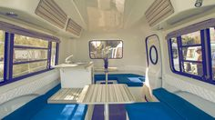 Happier Camper HC1 Adaptiv™ Modular Interior Demo