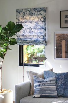 One of the most forbidding tasks I've come across after renovating our home has been finding proper window coverings. From the tedious task of picking out fabric from a collection of subpar choices to the daunting cost of a custom order, it's no wonder countless windows have remainedbare and