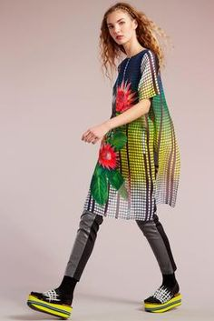 Clover Canyon Pre-Fall 2015 Fashion Show: Complete Collection - Style.com