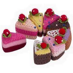 Mesmerizing Crochet an Amigurumi Rabbit Ideas. Lovely Crochet an Amigurumi Rabbit Ideas. Crochet Cake, Crochet Diy, Crochet Food, Love Crochet, Crochet For Kids, Crochet Crafts, Crochet Dolls, Crochet Flowers, Crochet Projects