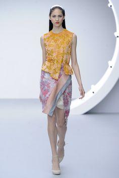Michael van der Ham RTW Spring 2013 - lIke the skirt