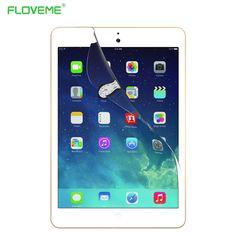 2 pz/lotto per apple ipad 6 air 2 chiaro schermo morbido protezione dello schermo lcd frontale pellicola protettiva per ipad air 2