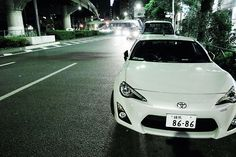 Number Plate #86 #FRS #TOYOTA #Sicon