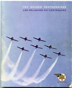 Golden Centennaires Booklet