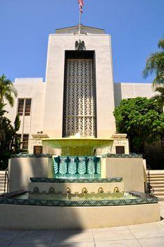 Burbank, California City Hall