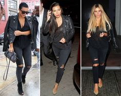 Definitive+Proof+That+Kim+Kardashian+Only+Wears+15+Outfits+Ever - Cosmopolitan.com
