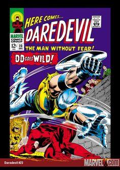 Daredevil vs. Gladiator
