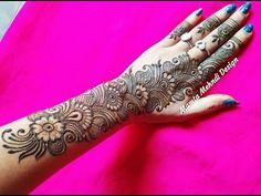 Simple Mehndi Designs Fingers, Legs Mehndi Design, Back Hand Mehndi Designs, Latest Bridal Mehndi Designs, Stylish Mehndi Designs, Full Hand Mehndi Designs, Mehndi Designs 2018, Mehndi Designs Book, Mehndi Designs For Beginners