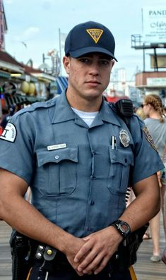 Mostly pics of cops doing their job but also hot men in uniform. Security Uniforms, Police Uniforms, Police Officer, Cop Uniform, Men In Uniform, Sexy Military Men, Firefighter Apparel, Mens Outdoor Clothing, Hot Cops