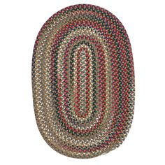 Colonial Mills Aurora Reversible Braided Accent Rug