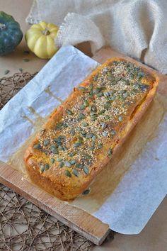 Plumcake salato alla zucca con pancetta e asiago ~ Morsi di Stile - Storie e spunti(ni) di gusto
