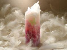 『あなたの香りキャンドル』作品集 キャンドルアートセラピスト*さりまの『天のにわ - ordinary daysⅡ』-2ページ目