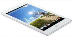 Tablet Acer Iconia Tab 8, Resolución Full HD, buena memoria RAM y precio ajustado