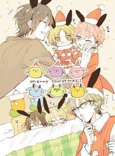 Tsukiuta The Animation, Manga Games, Wallpaper, Cute, Anime Boys, Twitter, Videos, Black, Drawing Drawing