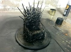 Game of Phones: Make an Iron Throne For Your Mobile Phone