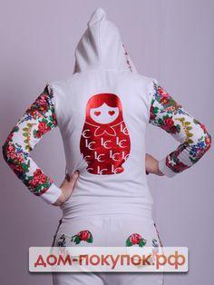 Matryoshka sweatshirt