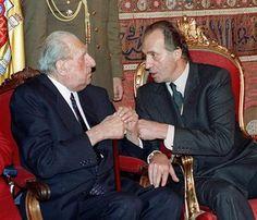 Se cumplen 20 años del fallecimiento de Don Juan de Borbón, padre del Rey