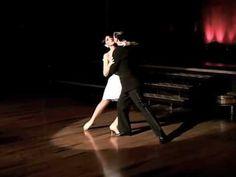 ▶ El Dia que me Quieras. Rachel & Gregory Phillips tango performance - YouTube