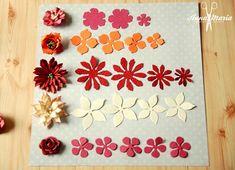 как делать цветы из бумаги