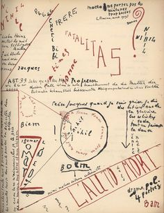 Dada Poems (1921) * Paul van Ostaijen (1896-1928)